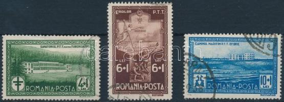 Postakórház sor, Post Hospital set