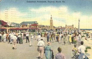 Daytona Beach, Oceanfront Promenade