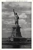 New York City, Statue of Liberty on Bedloe's Island