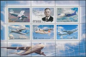 2006 100 éve született Oleg Antonow blokk Mi 85