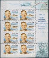 2004 Wladimir Kokkinak születésének 100. évfordulója kisív Mi 1182