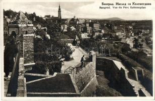 Belgrade, Parc Kalemegdan