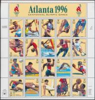 1996 100 éves az Újkori Olimpia kisív Mi 2705-2724