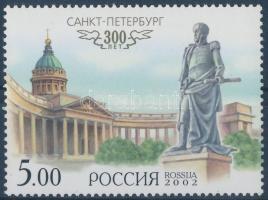 2002 Szentpétervár Mi 976