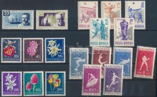 1958-1972 4 sets, 1958-1972 4 klf sor