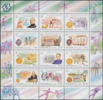 2000 Nyári Olimpiai Játékok, Sydney teljes ív Mi 793-804