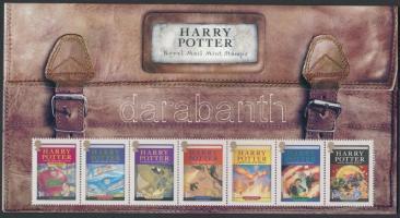 2007 Harry Potter hetescsík Mi 2535-2541 díszcsomagolásban