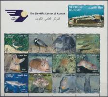 2002 Tudományos intézet teljes ív Mi 1741-1753