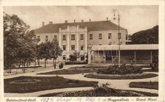 Balatonfüred, Nagyszálloda - Grand Hotel
