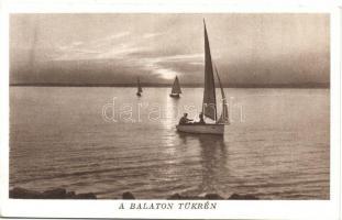 Balaton, balatoni Kalóz vitorláshajók