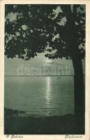 Balaton, Naplemente