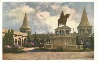 Budapest I. Vár, Szent István szobor