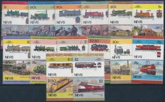 1985-1986 3 klf mozdony sor