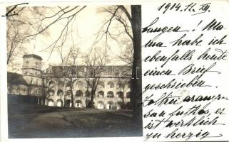 1914 Teplice, Teplitz; Kastel / Castle, photo