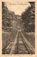 Königstuhl bei Heidelberg, Endstation der Bergbahn / funicular station