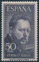 1953 Sorolla festő Mi 1020