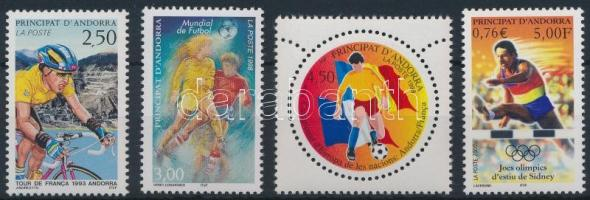 1993-2000 4 klf bélyeg