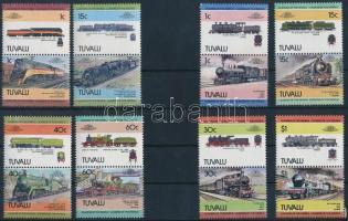 1984 2 klf Vonat sor Mi 213-220 + 248-255
