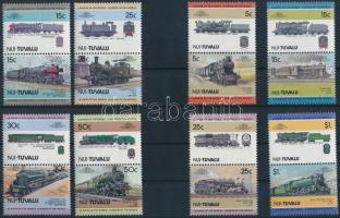 1984-1985 2 Train set 1984-1985 2 klf vonat sor