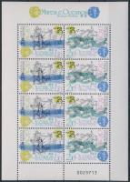 International Stamp Exhibition mini sheet Nemzetközi Bélyegkiállítás kisív