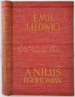 Emil Ludwig: A Nilus Egyiptomban. Bp., é.n., Athenaeum. Kiadói egészvászon-kötésben.