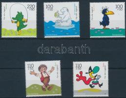 Cartoon Figures set, Rajzfilmfigurák sor