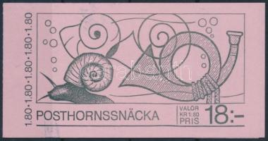 Definitive stamp-booklet, Forgalmi bélyegfüzet