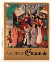 Soltész Zoltánné: A Mátyás-graduale. Bp., 1980, Magyar Helikon-Corvina. 147 p. Kiadói egészvászon-kötésben.