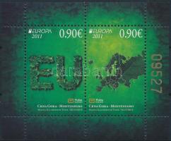 2011 Europa CEPT, Az erdő blokk Mi 10