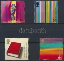1999 Művészet sor Mi 1835-1838