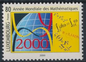 A matematika éve, Year of Mathematics