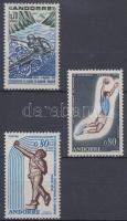 1969-1970 3 klf Sport bélyeg