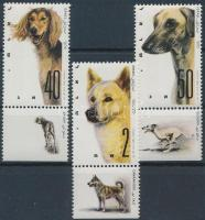 Dog Show set with tab, Kutyakiállítás tabos sor