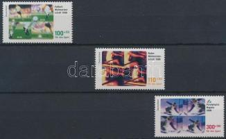 1998 Sporthilfe sor 3 értéke Mi 1968-1971 (hiáynyzik/missing Mi 1967)