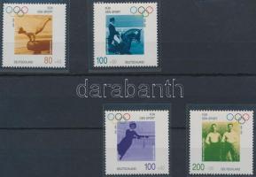 1996 Sporthilfe sor Mi 1861-1864