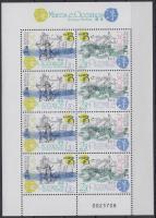 1999 Bélyegkiállítás kisív Mi 1011-1012