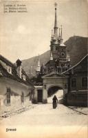 Brassó, Kronstadt, Brasov; Szent Miklós templom, S. D. M. 2628 / Orthodox church