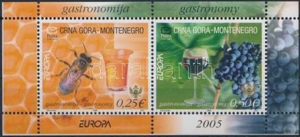 2006 Europa CEPT, Gasztronómia blokk Mi 1