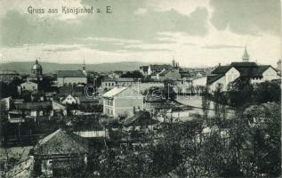 Dvur Kralove nad Labem Königinhof with Synagogue