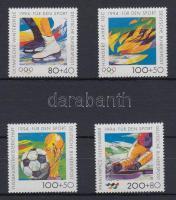 1994 Sporthilfe sor Mi 1717-1720