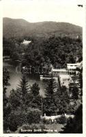 Szováta-gyógyfürdő, Sovata; Medve tó