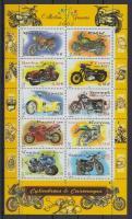 2002 Motorbiciklik kisív Mi 3645-3654