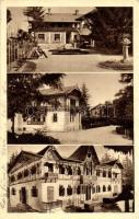 Csízfürdő, Margit nyaraló; Schneller bazár kiadása, Kúpele Cíz, villa
