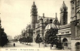 London, The Imperial Institute
