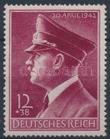 1942 Hitler 53. születésnapja Mi 813 y