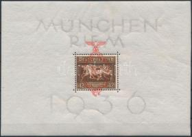 1937 Das Braune Band blokk Mi 10