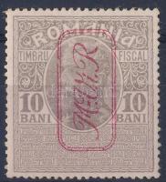 Romania 1917 Kényszerfelár Mi 6