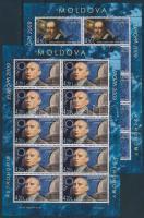 2009 Europa CEPT, asztronómia kisívsor Mi 650-651 A