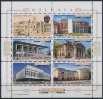 2011 575 éves Chisinau kisív 771-775