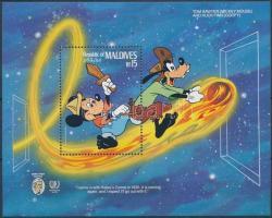 1985 Mickey egér blokk Mi 114